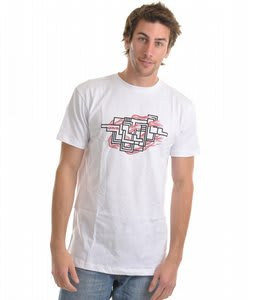 Gravis Sangra T-Shirt White