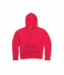 Gravis Transit Hoodie Red Microdot 