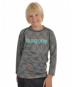 Burton Explorer Crew First Layer Top Optiwarp Print