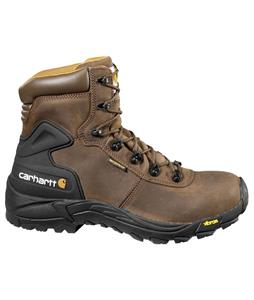 Carhartt 6in. Waterproof Soft Toe Bal Boots