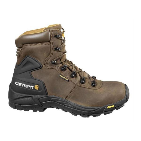 Carhartt 6 In. Waterproof Safety Toe Bal Work Boots