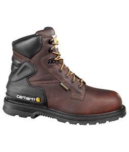 Carhartt 6 In. Waterproof Insulated Soft Toe Work Boots