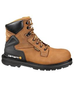 Carhartt 6 In. Waterproof Soft Toe Work Boots