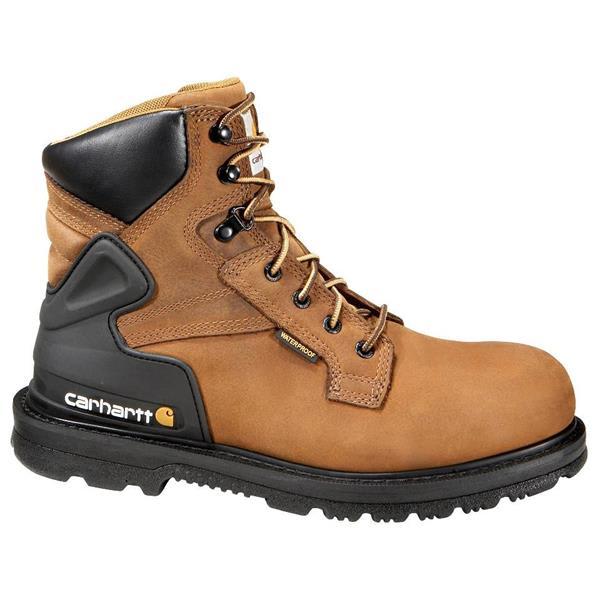 Carhartt 6 In. Waterproof Soft Toe Work Boots
