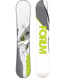 Forum Superstar Second Snowboard 154 Blem