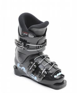 Lange Comp 50 Team Ski Boots Black