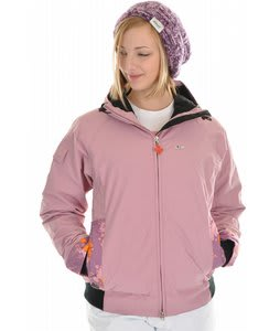 Foursquare Melissa Snowboard Jacket Lilac