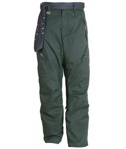 686 Ace Oxford Insulated Snowboard Pants Fatigue Mens