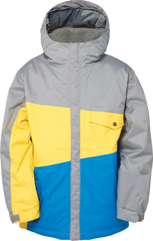 Kids Ski Jackets on sale up to 50% off from the best brands in ski outerwear. These insulated ski jackets for boys and girls will keep them warm and dry while they zip down the slopes. Jacket styles and colors have been specifically picked out for the kids and teens alike.