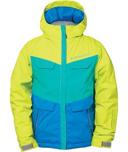 686 Authentic Annex Insulated Snowboard Jacket Pool Colorblock