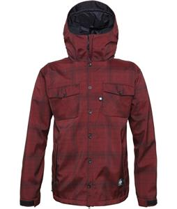 686 Authentic Hunter Softshell Blood Hunter Plaid