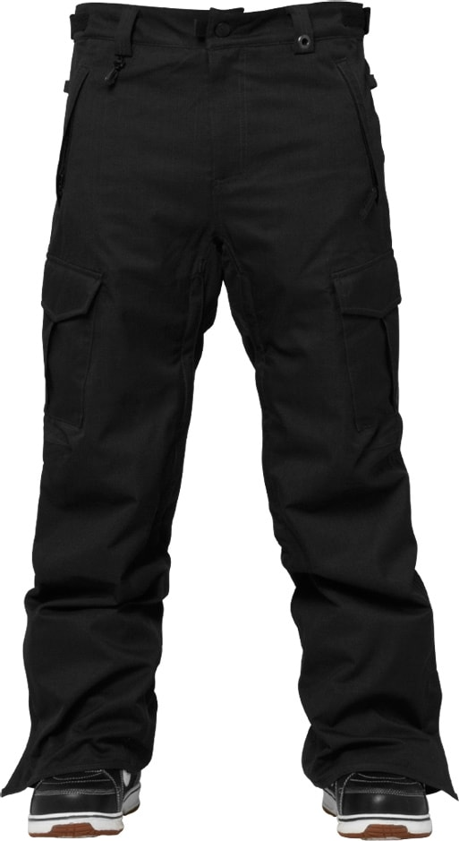 686 Authentic Infinity Cargo Insulated Snowboard Pants