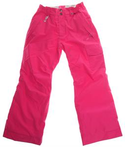 686 Authentic Misty Insulated Snowboard Pants Raspberry