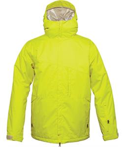 686 Authentic Prime Insulated Snowboard Jacket Celery