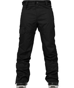 686 Authentic Quest Snowboard Pants Black