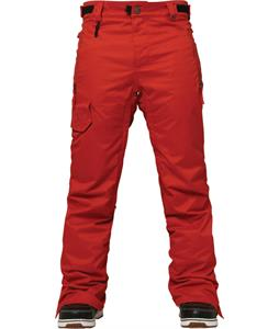 686 Authentic Quest Snowboard Pants Brick