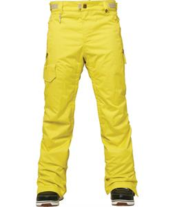 686 Authentic Quest Snowboard Pants Celery