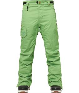 686 Authentic Quest Snowboard Pants Grass