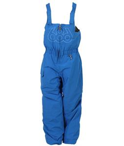 686 Authentic Recess Bib Snowboard Pants Blue