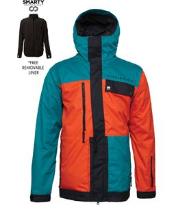 686 Authentic Smarty Form Snowboard Jacket Mallard Colorblock