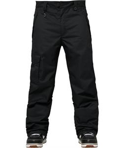 686 Authentic Standard Snowboard Pants Black