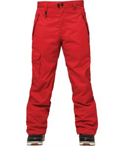 686 Authentic Standard Snowboard Pants Cardinal