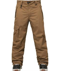 686 Authentic Standard Snowboard Pants Tobacco