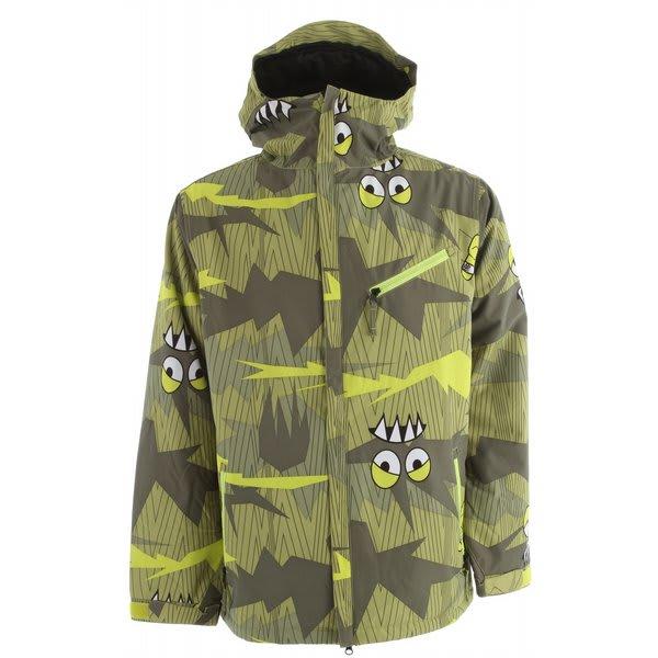 686 Camotooth Snowboard Jacket