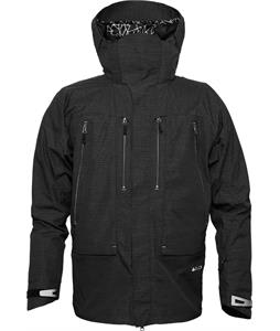 686 GLCR Advance Thermagraph Snowboard Jacket Black Heather Ripstop
