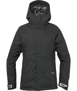 686 GLCR Chrystal Snowboard Jacket Black
