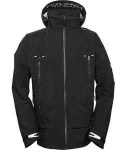 686 GLCR Peak 3-Ply Snowboard Jacket Black