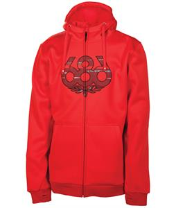 686 Icon Bonded Tech Hoodie