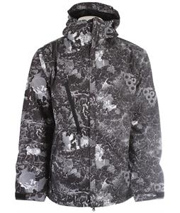 686 Mannual Chipped Insulated Snowboard Jacket Black