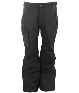 686 Mannual Data Snowboard Pants Black