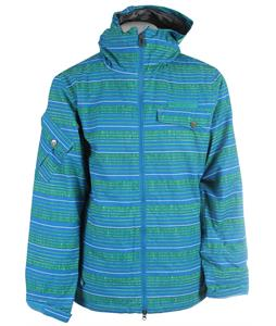 686 Mannual Etch Insulated Snowboard Jacket