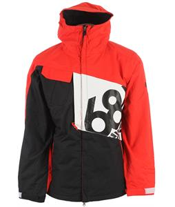 686 Mannual Iconic Insulated Snowboard Jacket