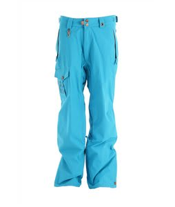 686 Mannual Nano Snowboard Pants Cyan