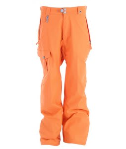 686 Mannual Nano Snowboard Pants Orange