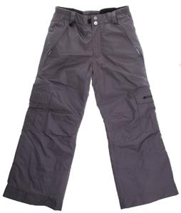 686 Mannual Ridge Insulated Snowboard Pants Gunmetal