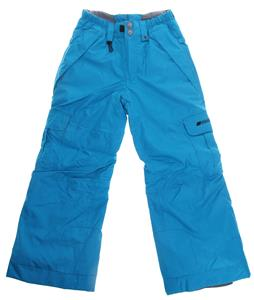 686 Mannual Ridge Insulated Snowboard Pants Cyan