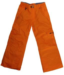 686 Mannual Ridge Insulated Snowboard Pants Orange