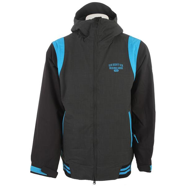 686 Mannual Varsity Insulated Snowboard Jacket
