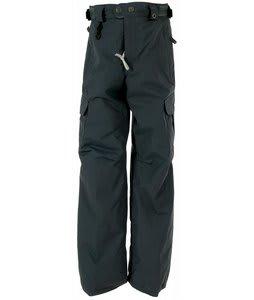 686 Smarty Misha Girls Snowboard Pants Gunmetal Kids