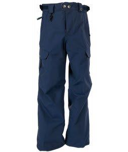 686 Smarty Misha Girls Snowboard Pants Sapphire Kids