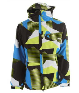 686 Mix Snowboard Jacket Acid Mix Camo