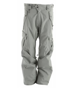 686 Original Cargo Insulated Snowboard Pants Grey