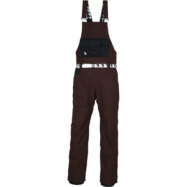 686 Overall Up Bib Snowboard Pants