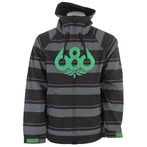 686 Plexus Revival Softshell Snowboard Jacket