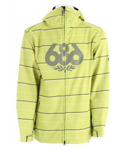 686 Plexus Tag Jacket Acid Twill Stripe