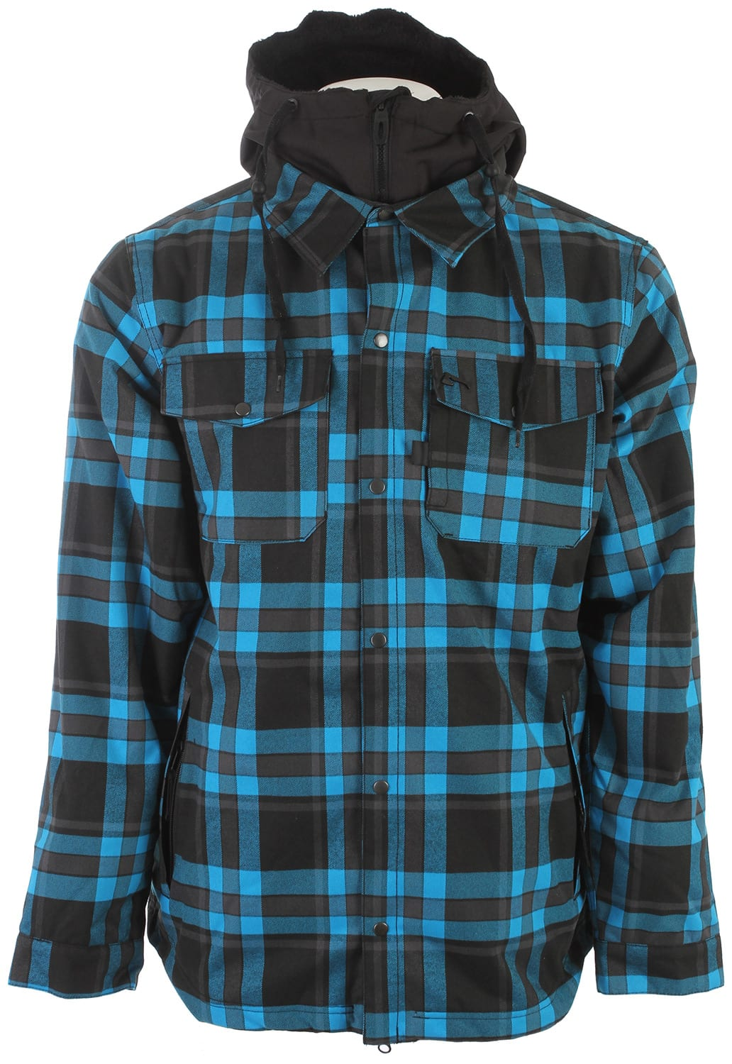 686 Reserved Axxe Flannel Insulated Snowboard Jacket